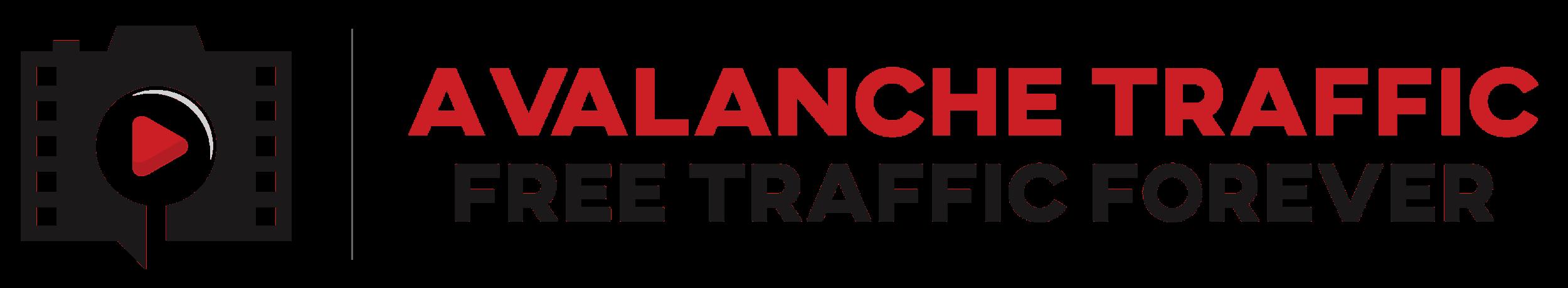 avalanche traffic horizontal
