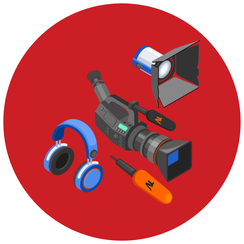 video equipment icon